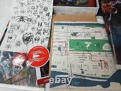 Genuine Marvel's Spider-Man PS4 Press Kit Very Rare Mint Condition