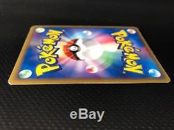 Groudon Gold Star 1st Edition Pokemon Card Japanese 056/086 Very Rare Near Mint