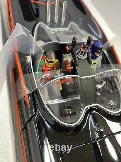 HOT WHEELS ELITE 1/18 Scale 1966 BATMOBILE Very Rare And Mint (T. V Series)