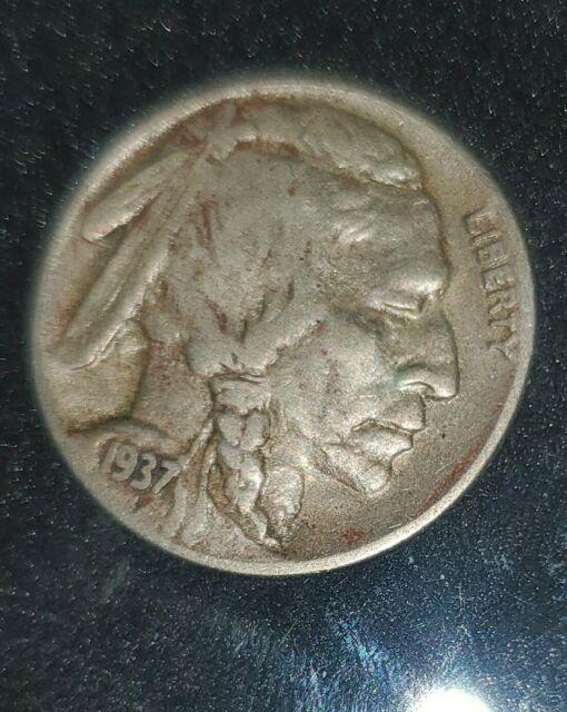 Highly Rare Mint State (ms) 3-legged 1937 D Buffalo Nickel Very High Grade