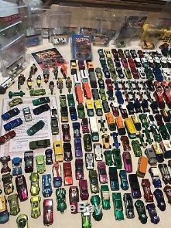 Hot Wheels Redline Collection Camaros Prototypes 367 Car Lot! Rare Very Nice
