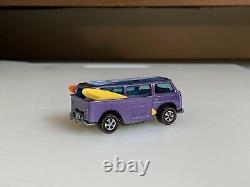Hot Wheels Redline VERY RARE LIGHT Purple Beach Bomb! NEAR MINT CONDITION