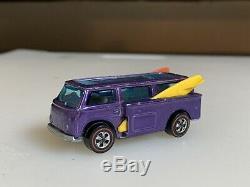 Hot Wheels Redline VERY RARE Purple Beach Bomb! NEAR MINT CONDITION
