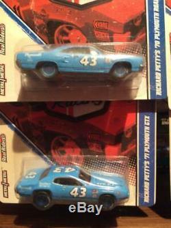 Hot Wheels Vintage Racing Petty's Lot 4 Set Very rare Collector Vintage Item JP