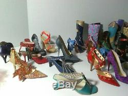 Just The Right Shoe Raine Willits Lot of 54 1998-2004 Some very rare
