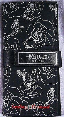 KAT VON D 5PC KAT EYE Brush Set VERY RARE LIMITED EDITION MINT with Pouch in BOX
