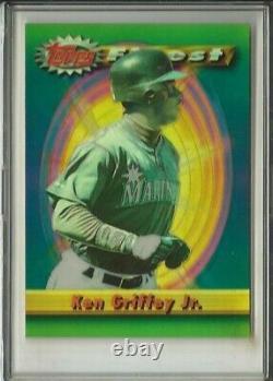 Ken Griffey Jr 1994 Topps Finest Refractor #232 Very Rare Mariners