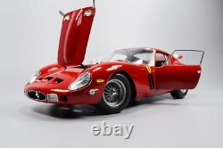 Kyosho 118 1962 FERRARI 250 GTO RED HI END NEW MINT CONDITION VERY RARE 08436R