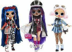 L. O. L. Surprise! O. M. G. Shadow Fashion Doll VERY RARE LOL Surprise OMG Doll