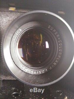 LEICA PRADOVIT P2002 (Slide Projector) made in GermanyVery Rare Near Mint