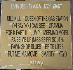 Lana Del Rey Lana Del Rey A. K. A. Lizzy Grant MINT/MINT. VERY RARE