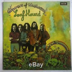 Leaf Hound-growers Of Mushroom-very Rare Realy Near Mint Copy-front Laminated-bo