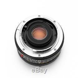 Leica 28mm f/2.8 ELMARIT-R E48 Very Late & Rare Lens #357. MINT