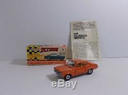 Lonestar Flyers No 7 Vauxhall Firenza Very Near Mint Boxed Rare