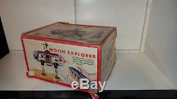 (Lot 324) Very Rare Yonezawa No. 2025 Moon Explorer M-27 Boxed