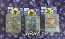 Lot Of 3 VERY RARE Legend Of Zelda Majoras Mask Epoch CWorks Figures NEW IN BOX