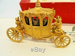 MATCHBOX LESNEY MOKO Coronation Coach VERY RARE QUEEN only Mint in Box 1955