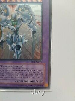 (MINT) Asian English Ultimate Elemental Hero Shining Flare Wingman (VERY RARE)