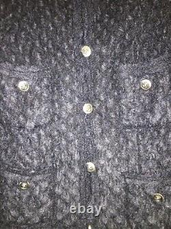 MINT CHANEL Ultimate ICONIC 4 pocket mohair jacket very rare and hard to find
