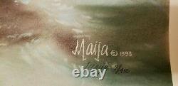 Maija River Of Dreams # 8/950 WithCERT MINT $900 Value Very Rare