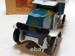 Marx, Mack Dump Truck #550, 1936, Original Box, Very Rare, Near Mint Condition