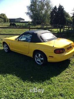 Mazda MX5 MkII California 1.6 very rare mint condition not rx8 or mr28