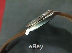 Men's Bulova 96B230 Men's Military UHF Wrist Watch Mint 42mm VeryRare