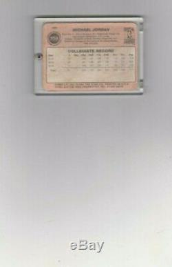 Michael Jordan Very Rare 1984-85 Star Rookie Card #101-please Read Description