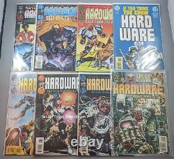 Milestone Hardware Very Rare Later 8 Issue Lot #42-48, #23 DC Comics Comic Books