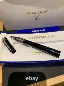 Mint And Boxed Waterman Serenite Fountain Pen- Very Rare Highly Collectible