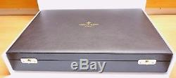 Mint Autentic Patek Philippe 12 Watches Travel Case Not Sold in Stores Very Rare
