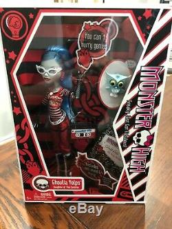 Monster High Ghoulia Yelps Doll 2010 This Is The Original Very Rare