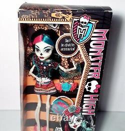 Monster High I Heart Accessories Skelita Calaveras Doll Mattel NEW VERY RARE