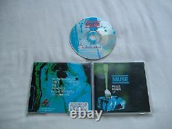 Muse Muscle Museum Ep Promo CD Mint Condition! Very Rare