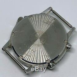 Near Mint Rare 1980s Seiko Baby Arnie H556-5100 Silver Wave Very Good Condition