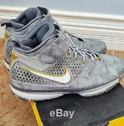 Nike Zoom Kobe Bryant 2 II PRELUDE 4/50+Points 640222-001 Sz 12 very Rare mint
