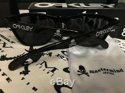 Oakley Frogskins 24-379, POL BLACK, 50 MADE, MASTERMIND, VERY RARE, MINT