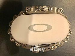Oakley Minute Machine Titanium Watch In Near Mint Condition-very Rare