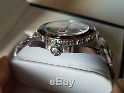 PAUL PICOT Paul Mariner III Automatic Men's watch 42mm Very Rare MINT LNIB