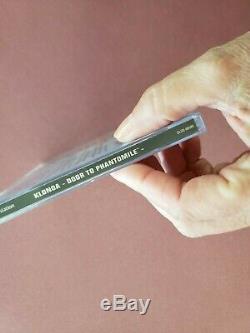 PS1 PLAYSTATION ONE 1 KLONOA DOOR TO PHANTOMILE Authentic Very Rare CIB MINT