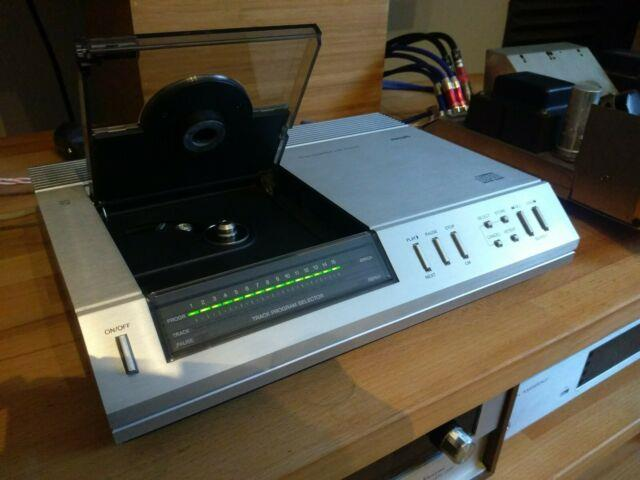 Philips Cd100, Mint Condition, Brand New Laser, Very Rare