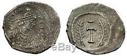 Phocas Ar Siliqua Constantinople Mint. Very Rare (k948)
