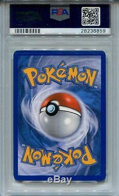 Pokemon 2012 Black & White Charizard Holo Plasma Storm PSA GEM MINT 10 VERY RARE