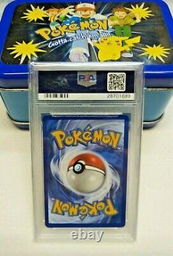 Pokemon Charizard 11/108 PSA 9 MINT REGRADE PSA 10 VERY likely! Holo Rare