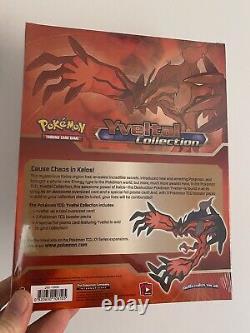 Pokemon Yveltal Collection Box XY Base Set Very Rare Mint Sealed 3 Booster Packs