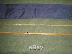 R. L. Winston Bamboo Fly Rod -Very Rare 7' 2 3/4 oz Near Mint