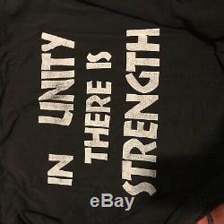 Rare! Vtg T-shirt Lot! Malcolm X/ Black Pride/rap/ Hip Hop/very Cool