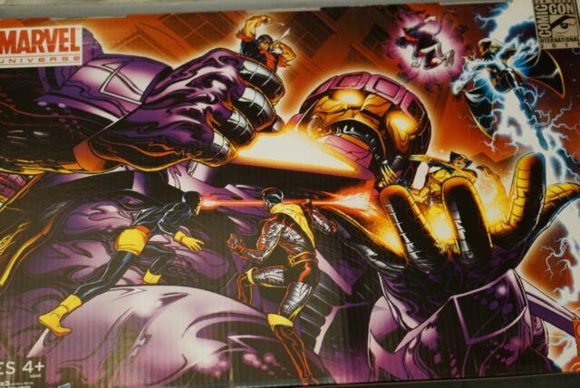 Sdcc 2011 Exclusive Marvel Universe Sentinel Mint On Card Very Rare