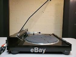 SONY TURNTABLE PS-X800 Very Rare, Vintage, Near Mint, Serviced, New Cartridge