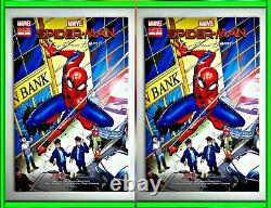 SPIDER-MAN ISSUE #1 COMIC BOOKS 9.8 NM VERY RARE Marvel Stan Lee NEW 2 LOT
